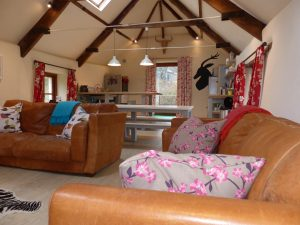Bridesmere lounge with super comfy sofas