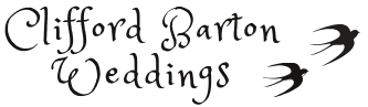 Clifford Barton Weddings Logo