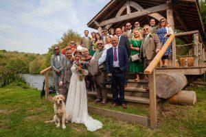 Ceremony Family Photo